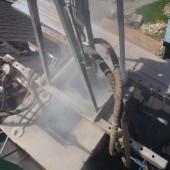 frezovanie kominov pri konci
