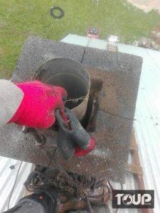 vložkovanie komína nerezovými vložkami