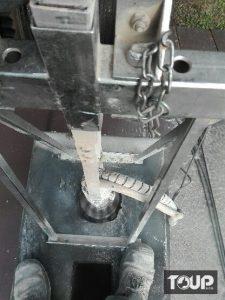 frézovanie komína