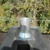 vyfrézovaní a vyvložkovaní komín